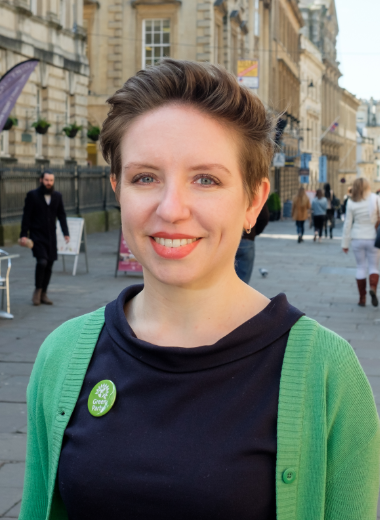 Carla Denyer Profile Photo